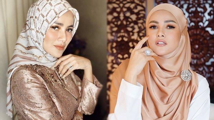 PROFIL Olla Ramlan, Model Cantik Istri Aufar Hutapea, Tetap Awet Muda di Usia 40 Tahun