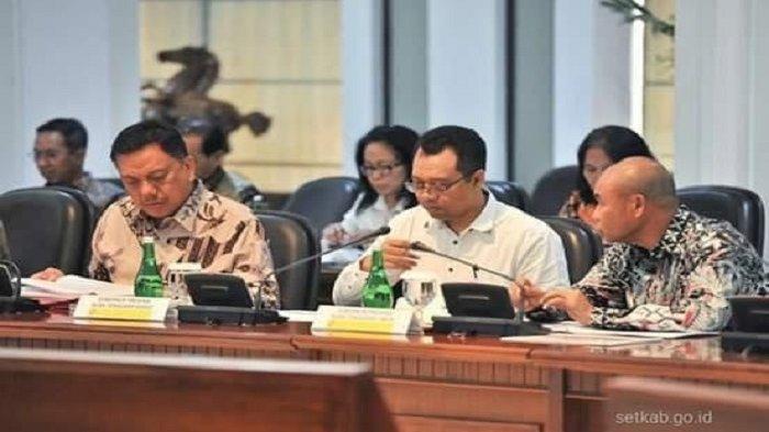 Ikut Rapat Kabinet dengan Presiden Jokowi, Olly Yakin KEK Likupang Datangkan 1 Juta Turis