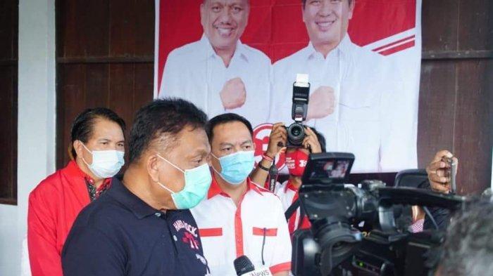 Topang Perekonomian, Olly Targetkan Pembangunan Jalan Tol Manado-Tomohon Selesai 2024
