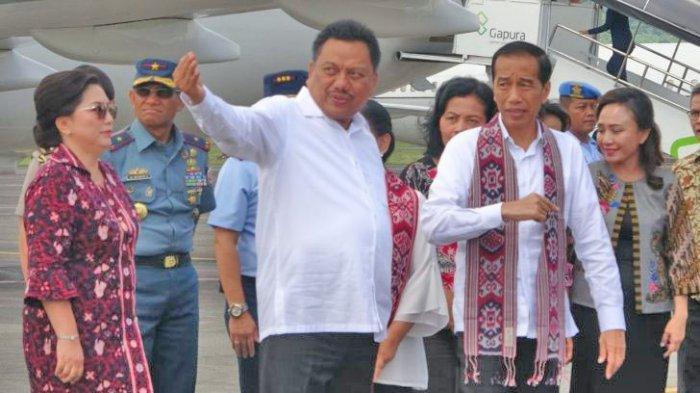 APBD Bakal Tergerus Rp 600 M, Gubernur Olly Lobi Anggaran Pilkada ke Pusat