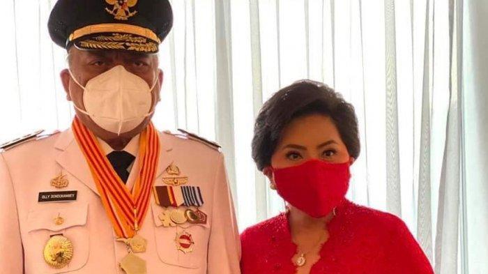 Profil Olly Dondokambey, Gubernur Sulut Dilantik Presiden, SosokDekat Megawati dan Jokowi