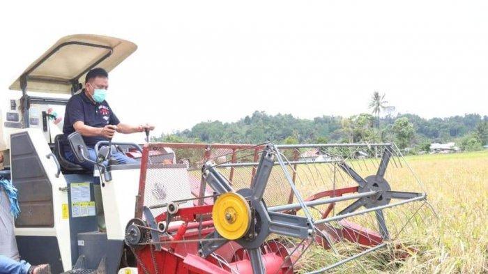 Sektor Pertanian Sulut Sumbang 23 Persen PDRB, Olly Raih Penghargaan Kementan