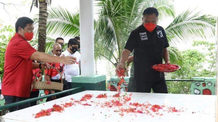 Olly Dondokambey Komitmen Perjuangkan Raja Santiago, Tokoh Nusa Utara Jadi Pahlawan Nasional