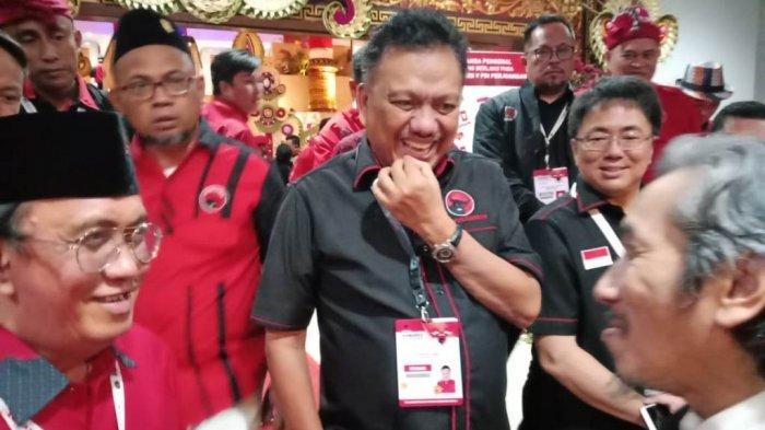 PDIP Siapkan Calon di Manado, Olly Sebut Menang Gampang yang Penting Jangan 'Cerai'