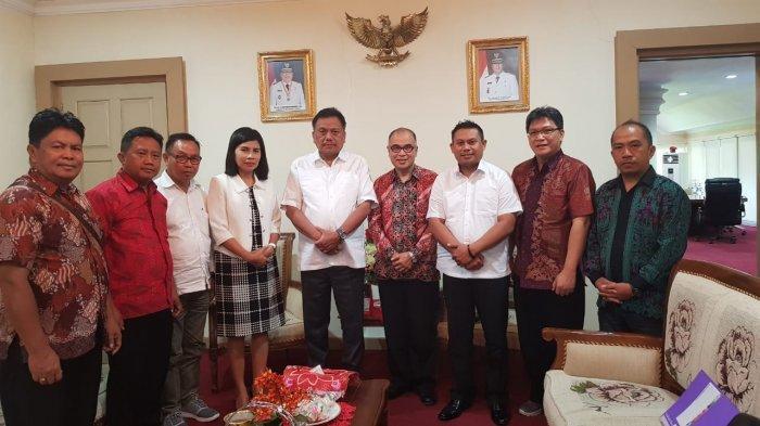 Gubernur Olly Dukung MUKI Sulut, Minta Sinergikan Program dengan Pemprov Sulut