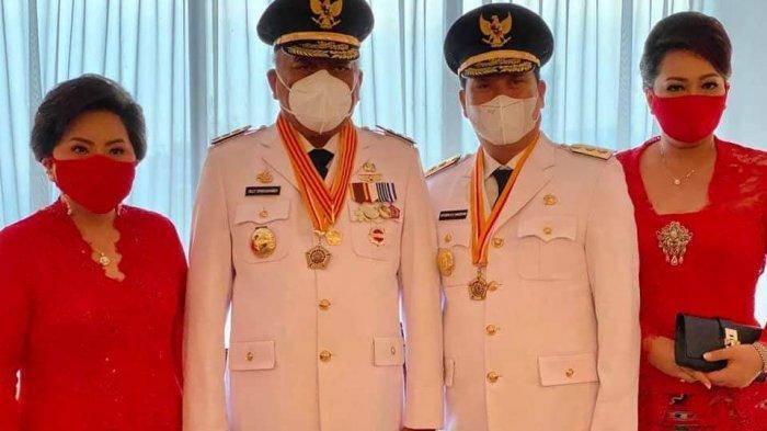 16 Gubernur Sulawesi Utara dan 8 Wagub Sulut Sepanjang Masa, Kini Olly Dondokambey Dilantik Jokowi