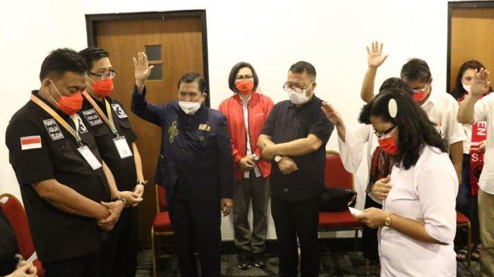 Debat Sesi II, Olly-Steven Gemilang Paparkan Capaian Sulut Hebat