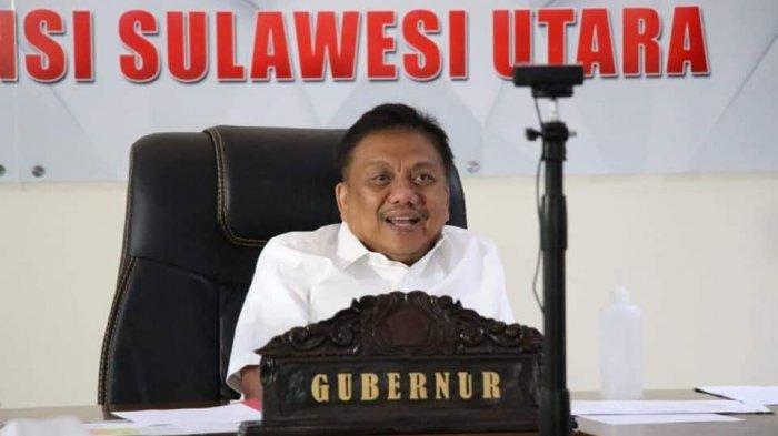 Olly Dondokambey Wakili Gubernur se-Indonesia Sebagai Pembicara di Webinar Kemendagri