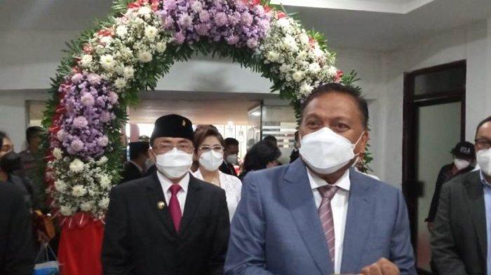 Parayaan HUTke 398Kota Manado, Olly Dondokambey : Bung Karno Juluki Manado Kota Pejuang