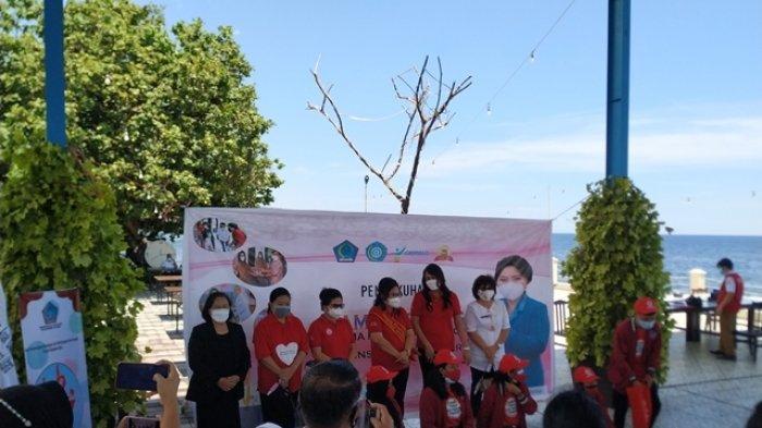 Gubernur Olly Dondokambey Lantik Forum Anak Nyiur Melambai Daerah Sulut