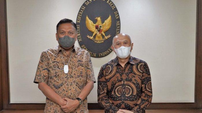Olly Dondokambey Kans Masuk Menteri Jokowi, Pengamat Politik: Adriana dan Robby Masuk Radar Wagub