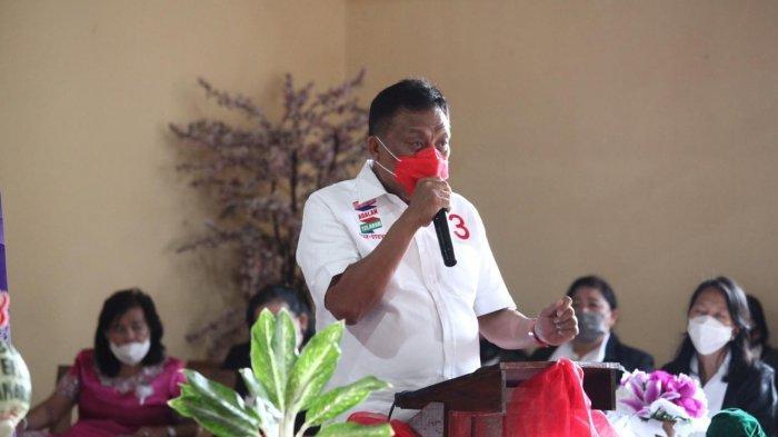 Olly Dondokambey Siapkan 3 Mega Proyek Berbandrol Triliunan di Bolmong Raya