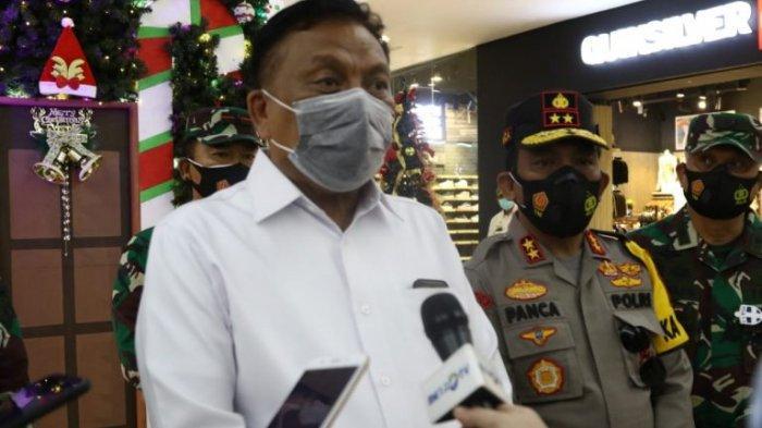 Gubernur Olly Dondokambey Ajak Masyarakat Rayakan Natal Dalam Kesederhanaan