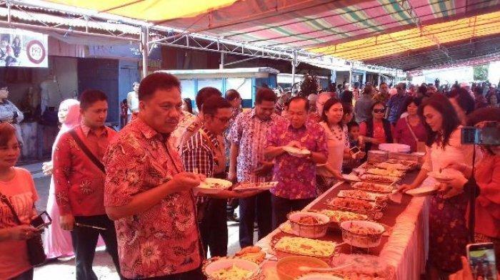 Makanan Khas Hotel Berbintang di Jakarta Ini Jadi Menu Nelayan di Likupang Minut
