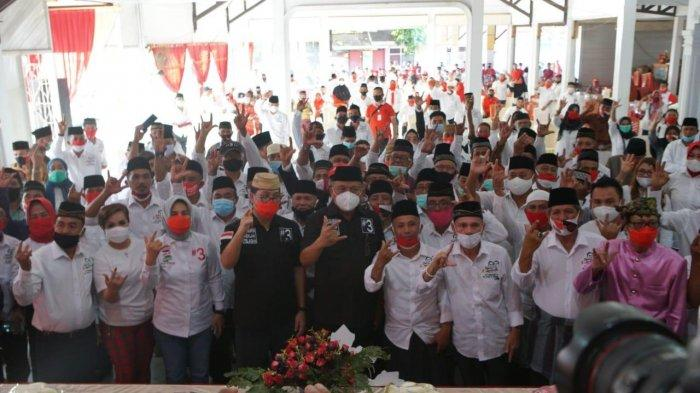 Masyarakat Bolmong Raya Tambah Solid Dukung Olly Dondokambey - Steven Kandouw