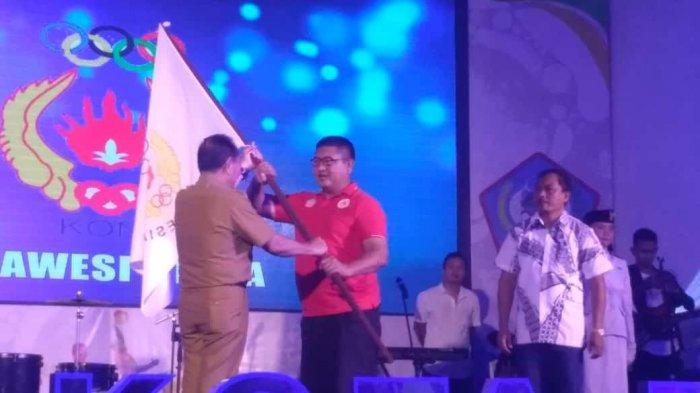 Olly Dukung Bolmong Tuan Rumah Porprov 2021