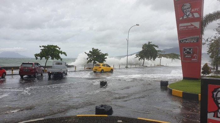 PERINGATAN DINI di Sulut, Manado dan Sekitarnya, BMKG Jelaskan Penyebab Terjadinya Cuaca Ekstrem
