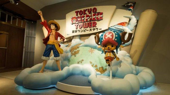 One Piece Tower akan Mengadakan Event Musim Dingin di Akhir November