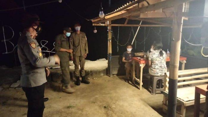 Tekan Penyebaran Covid-19, Pemkab Minsel, Polres dan TNI Gelar Operasi Gabungan