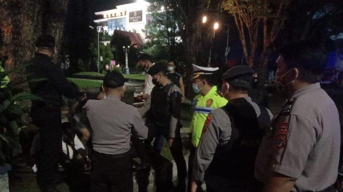 Inilah Hasil Operasi Keselamatan Samrat di Manado di Malam Minggu