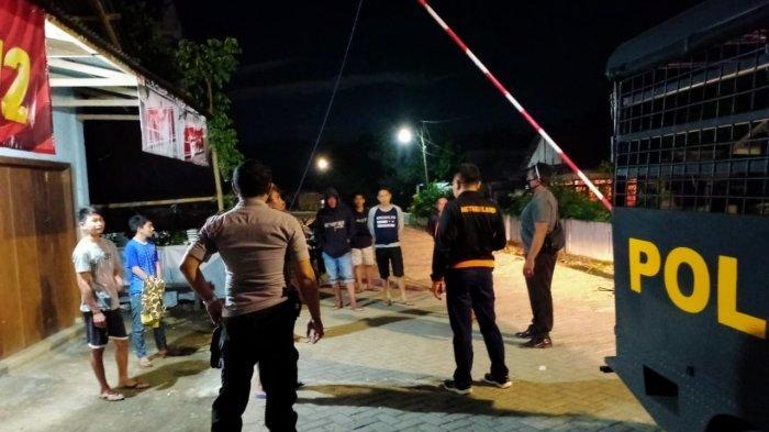 Polres Minsel Patroli Rutin Cipkon Cegah Keramaian Masyarakat
