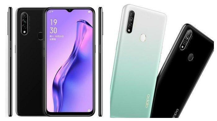 Daftar Harga Smartphone Oppo Terbaru 2020 A31 Sampai Dengan Oppo Fine X Halaman All Tribun Manado