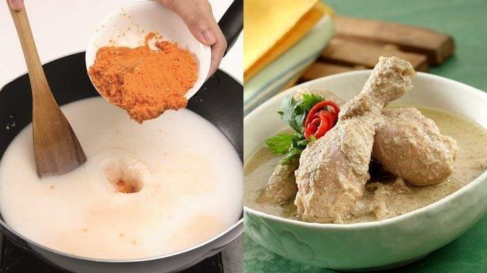 Resep Opor Ayam yang Mudah Dibuat di Rumah, Cocok Disajikan Saat Rayakan Idul Adha