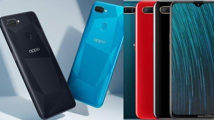 Pilih Mana Oppo A12s Vs Oppo A5s? Simak Perbandingan Spesifikasi dan Harga Lengkapnya!