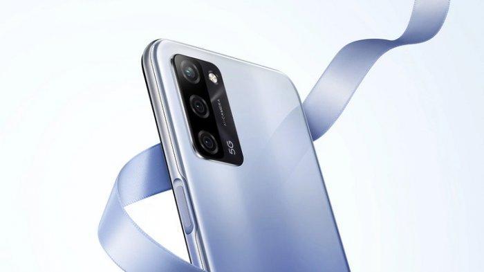 Oppo A55 5G Resmi Dirilis Harga Jual Rp 3 Jutaan, Dibekali Baterai 5.000 mAh dan RAM 6 GB