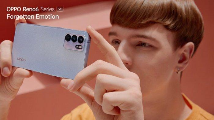 Oppo Reno6 Series 5G Meluncur di Indonesia, Pionir Video Format Portrait untukSetiap Emosi Manusia