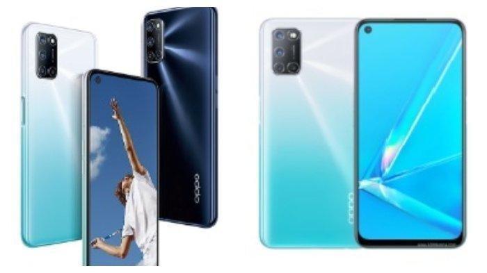 TERBARU, Daftar Harga Ponsel Oppo Bulan April 2021, OppoA92 hingga Oppo A15