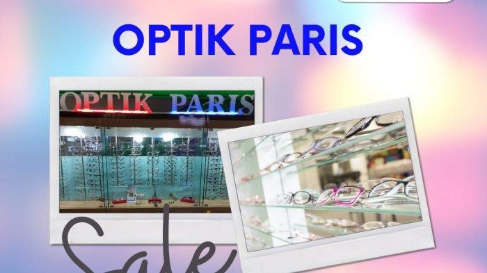 Pertama di itCenter, Beli Kacamata Cicilan 0 Persen di Optik Paris