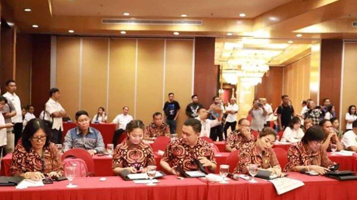 Ikut Orientasi DPRD Manado dari BPSDM Provinsi Sulut, Ini Harapan Andre Gerungan