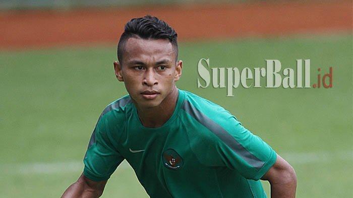 Indonesia Bantai Brunei, Osvaldo Cetak Hat-trick, Persembahkan Untuk Orang Tercinta