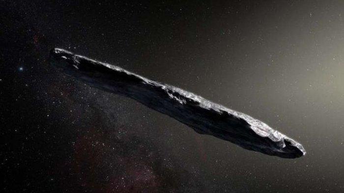 Peneliti Ungkap Asteroid Oumuamuayang Lewati Bumi Diduga Kapal Alien,Ini Daftar Keanehannya