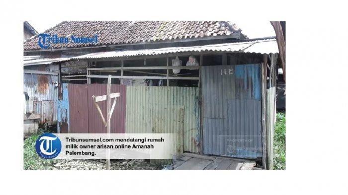 Owner Arisan Online Bawa Kabur Rp 1 Miliar,Tetangga Ikut Tertipu, Begini Kondisi Rumah Sang Bandar