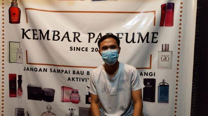 Kiat Kembar Parfum Kotamobagu Bertahan di Tengah Pandemi Covid-19