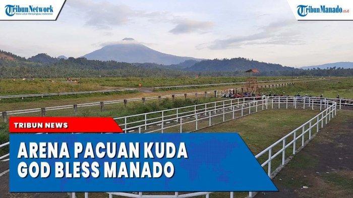 VIDEO Pacuan Kuda God Bless Manado