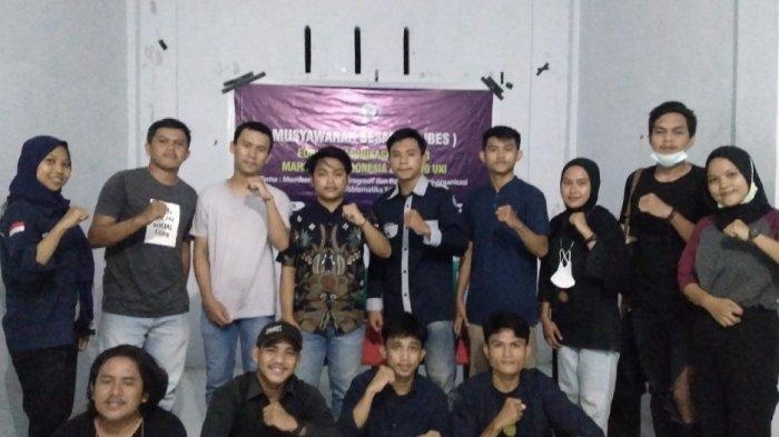 Alwi Satingi Terpilih Komandoi Forum Komunikasi Pelajar Mahasiswa Indonesia Bolaang Uki