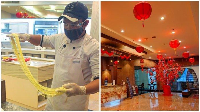Special Imlek Di Aston Manado, Hanya Rp. 50.000 Bisa Makan Sampai Puas