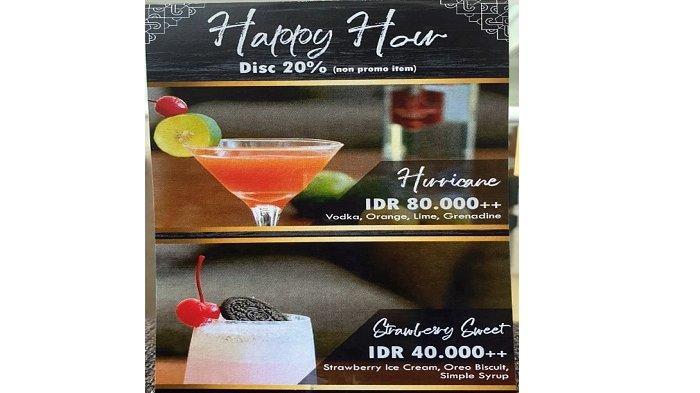 Nikmati Paket Happy Hour Dari Sintesa Peninsula Hotel
