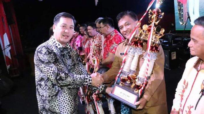 Manado Sabet Berbagai Juara di Pameran Provinsi 2018