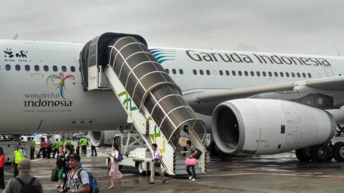 Direktur Utama Garuda Indonesia Dikirimi Paket Bom, Ketakutan hingga Buat Gempar, Ini Kisahnya