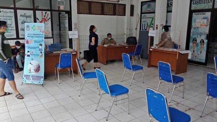vaksinasi covid-19 di Manado