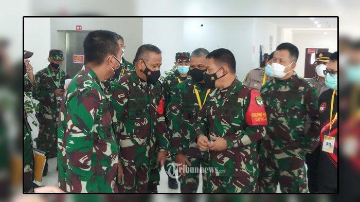 Nama-nama Perwira Tinggi TNI yang Mendapatkan Mutasi dan Promosi Jabatan, Lengkap TNI AD, AL dan AU