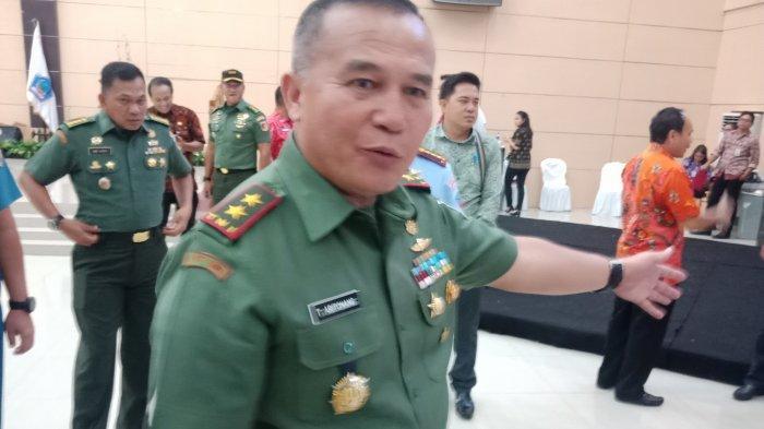 Sosok Letjen TNI Tiopan Aritonang, Satu-satunya Perwira Tinggi yang Menyandang Bintang 3, Ini Profil