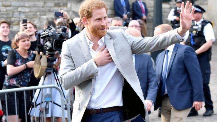 Meski Sedih Gelar Bangsawannya Dicopot, Pangeran Harry: Tak Mengubah Komitmenku