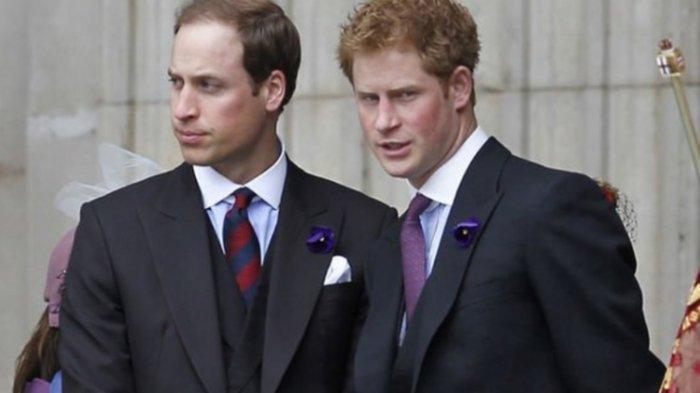 SEMAKIN PANAS! Murkanya Pangeran William Sama Pangeran Harry dan Meghan, Masalahnya Apa?