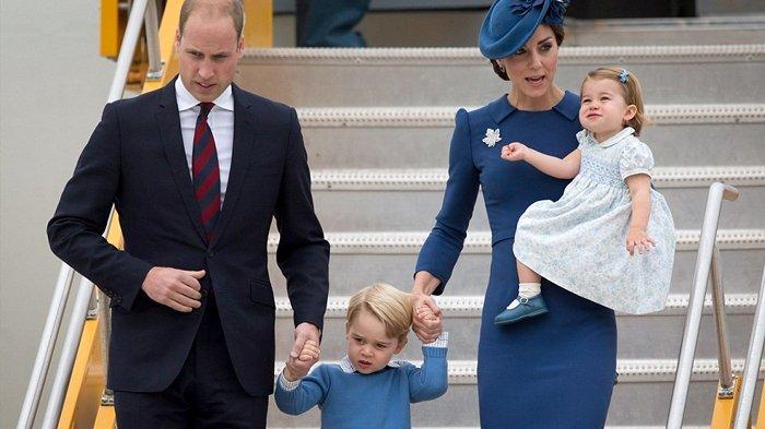 Pangeran William Sempat Rahasiakan Kondisinya, Positif Covid-19