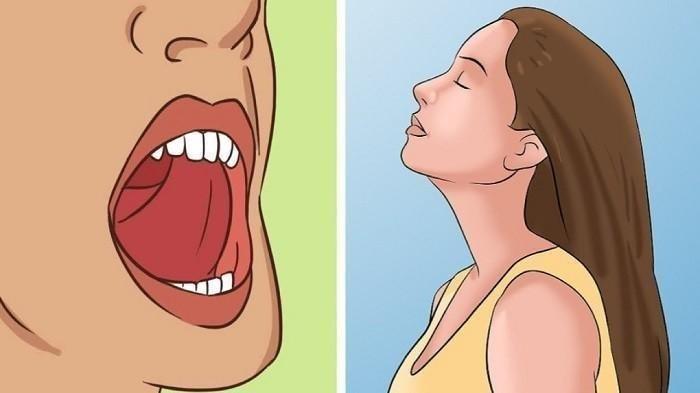 Mirip Sariawan, Ini Gejala Baru Virus Corona, Bernama Covid Tongue: Lidah Terasa Tak Nyaman